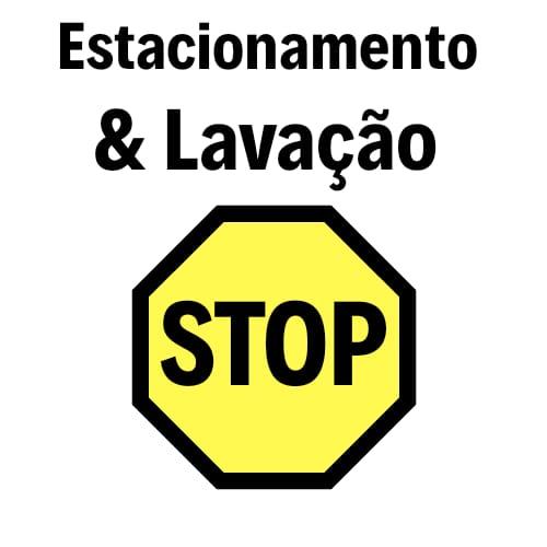 STOP Estacionamento e Lavação