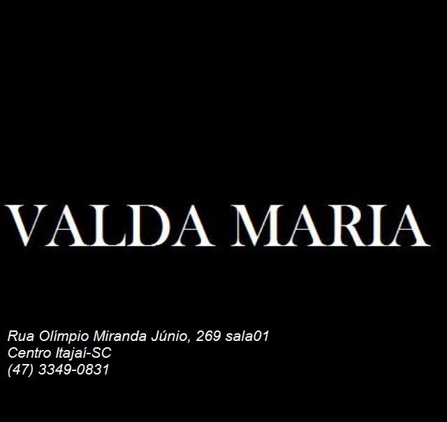 VALDA MARIA