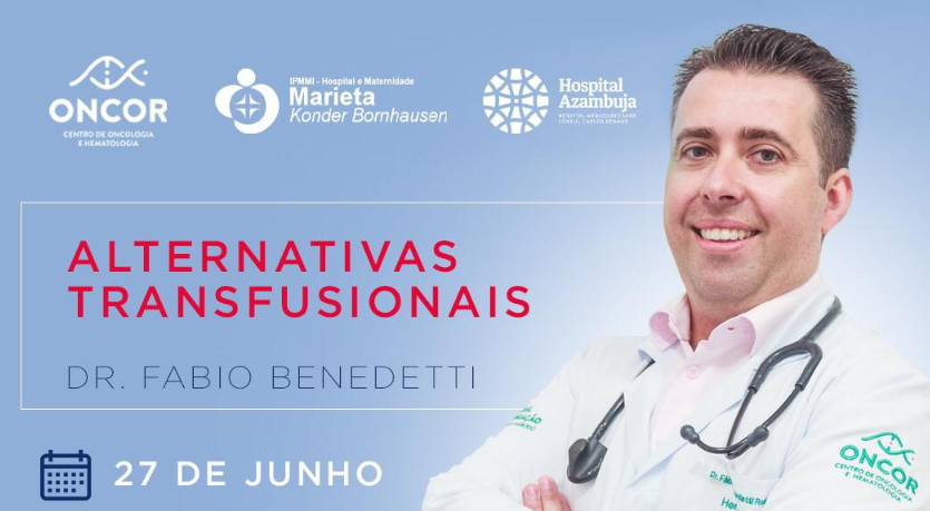 Simpósio Alternativas Transfusionais