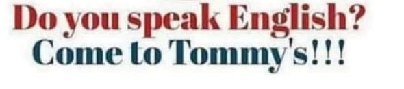 Promoção para Associados - Tommy's English